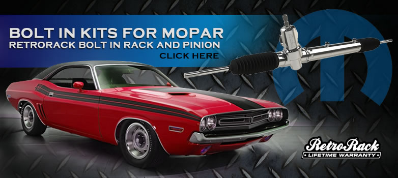 Mopar RetroRack Bolt in Kits Available