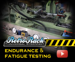 RetroRack Endurance & Fatigue testing