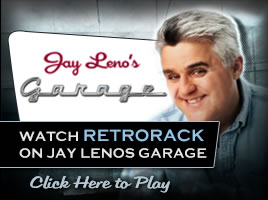 Watch Retro Rack on Jay Lenos Garage
